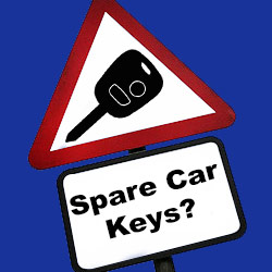 spare care keys and remotes