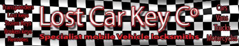 vehicle locksmiths in Leeds west yorkshire for Cars, Vans, Trucks and Motorcycles